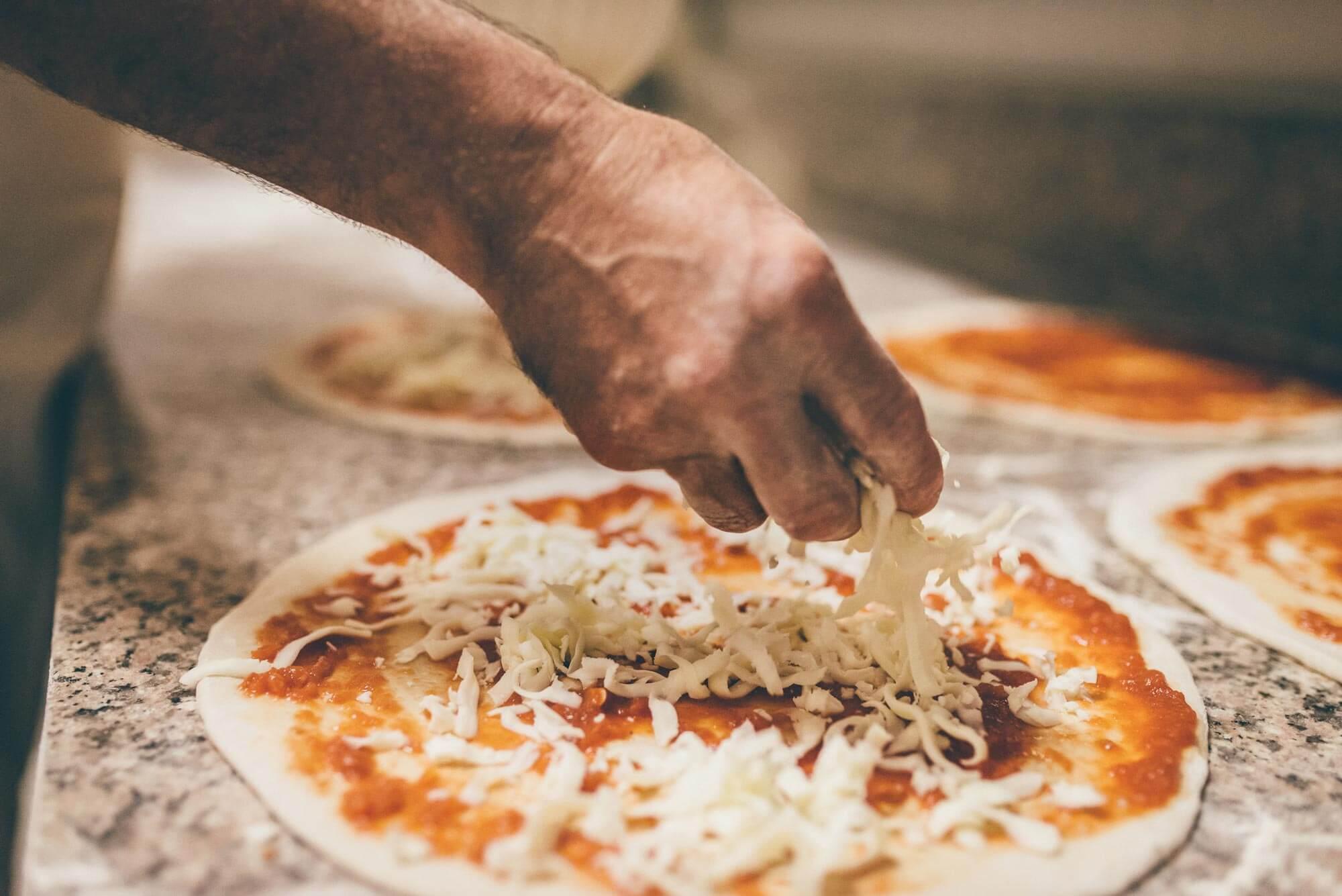 Plats à emporter, pizzas à Tignes